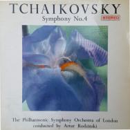 The Philharmonic Symphony Orchestra Of London – Tchaikovsky, Symphony No. 4 In F Minor