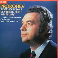 London Philharmonic Orchestra – Prokofiev, Symphony No. 3 / Scythian Suite