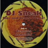 DJ Sneak ‎– Rice And Beans, Please!