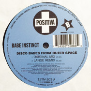 Babe Instinct – Disco Babes From Outer Space