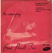 The Bud Powell Trio – The Amazing Bud Powell Trio