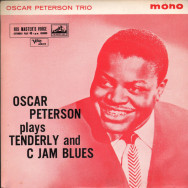 Oscar Peterson Trio – Plays Tenderly And C Jam Blues