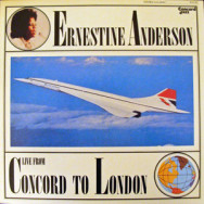 Ernestine Anderson - Live From Concord To London