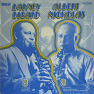 Barney Bigard - Barney Bigard & Albert Nicholas