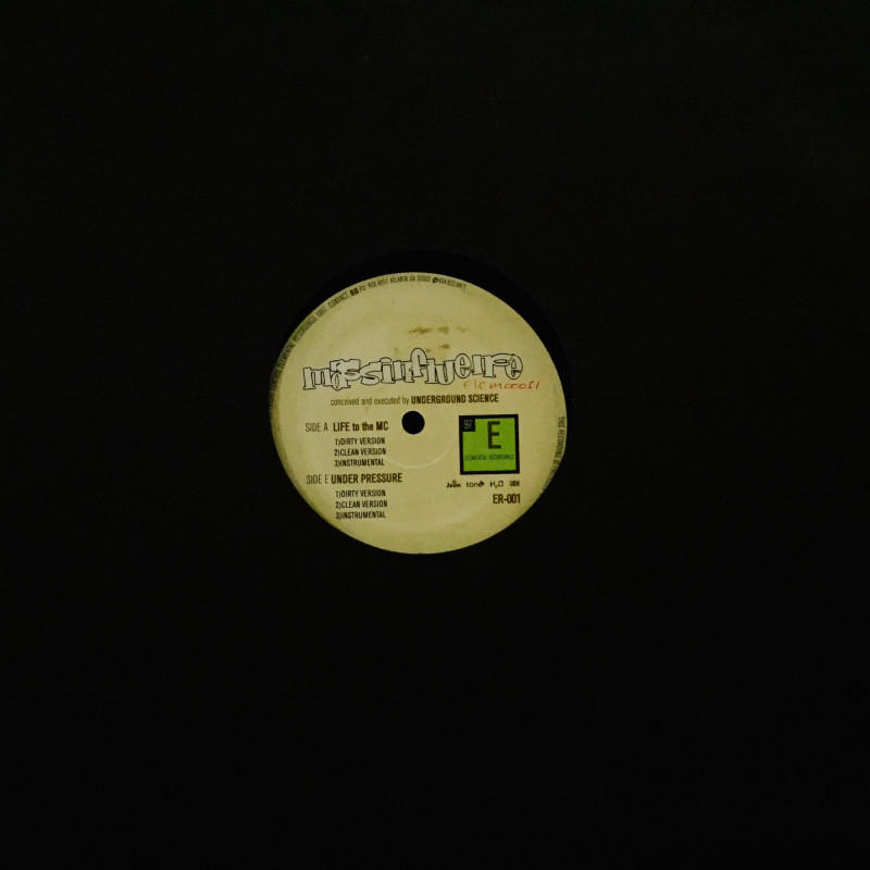 Mass Influence - Life to the mc / Under pressure