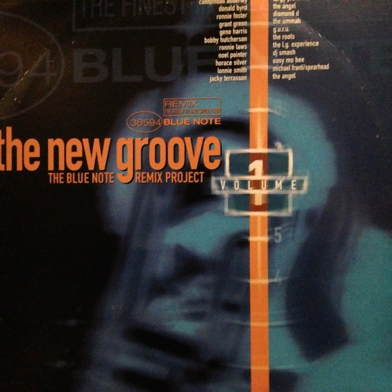 Various Artist - The new groove (The blue note remix project volume 1)
