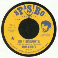 Andy Cooper ‎– You! / Ride It Out