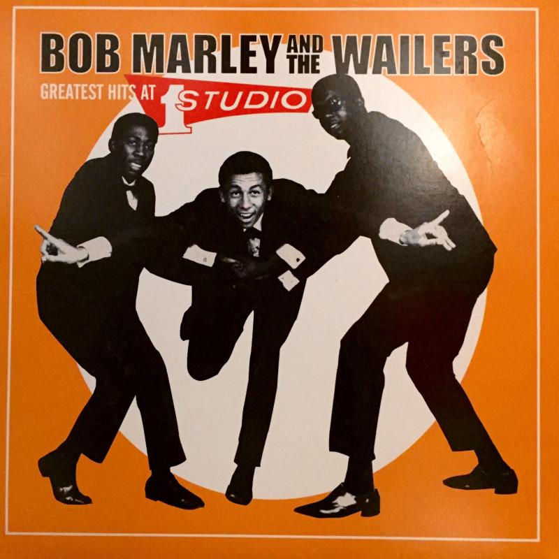 Bob Marley & The Wailers Greatest Hits at studio one