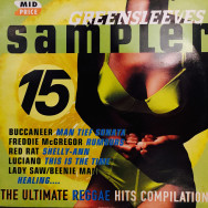 Various Artist Greensleeves sampler 15