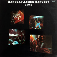 Barclay James Harvest ‎– Live