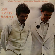 John McLaughlin & Carlos Santana - Love Devotion Surrender